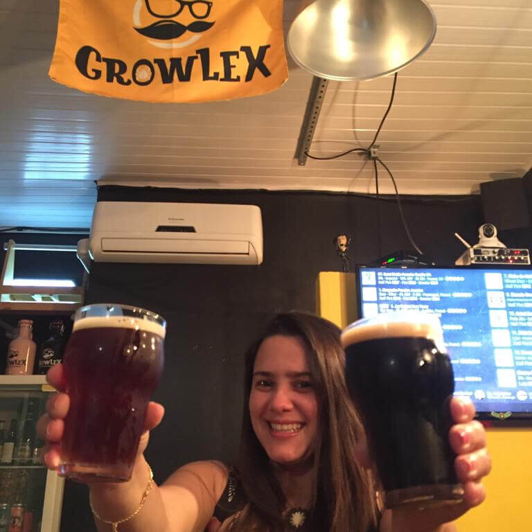 GROWLEX BEER GROWLER