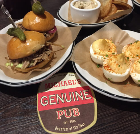 MICHAEL'S GENUINE FOOD AND DRINK