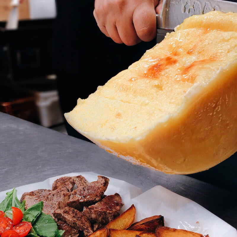 RACLETTE HOUSE